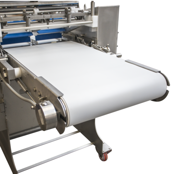 ST700K - poultry skinner - optional short outfeed