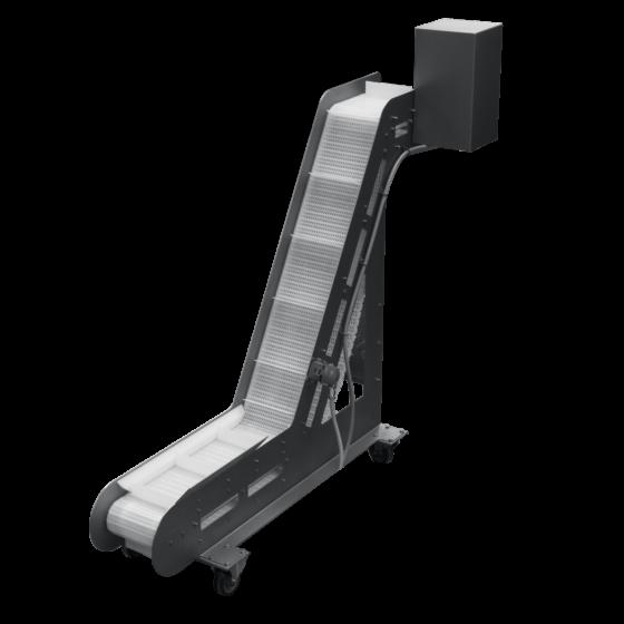Outfeed belt ST800 thigh, drumstick & wing deboner - Automatic chicken deboning machine